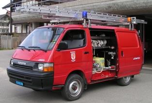 KLF Kleinlöschfahrzeug