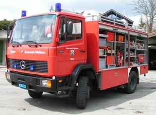 TLF Tanklöschfahrzeug